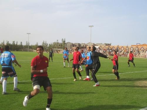 El Gouna FC vs Aluminium Naq Hammadi May 2007